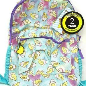 Bioworld Banyana Crunchy Roll Cat Bookbag Backpack